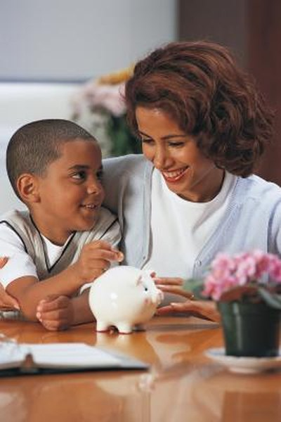 Building a stock portfolio for a child is a bonding experience and instructional for both of you