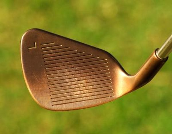 Wedges have lofts that range from about 45 to 62 degrees to get the ball in the air higher.