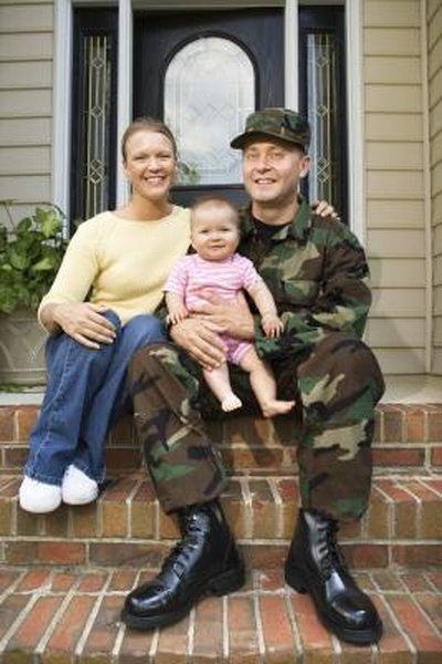 Members of the military may qualify for higher Social Security benefits.