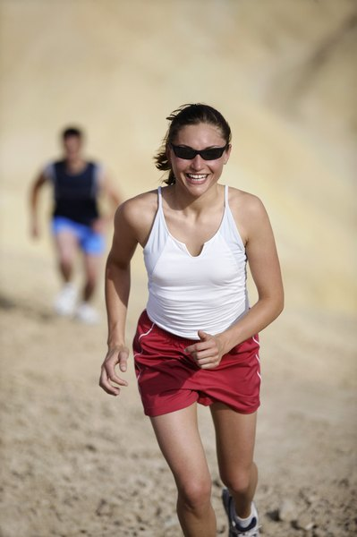Exercises Make You Lose Weight Fast By Nina K Jogging Uphill Burns Calories Faster Than On Flat Ground