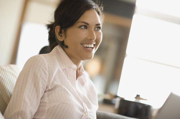 An Outbound Telemarketing Job Description - Woman