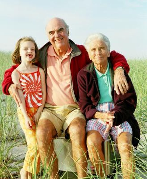 Under certain conditions, Social Security will pay survivors benefits to grandchildren.