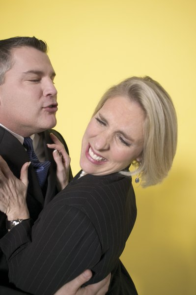 Punishment for sexual harassment