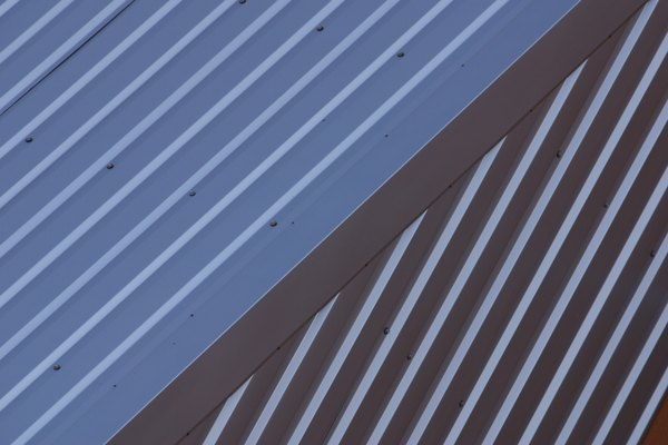 How To Make A Ceiling With Corrugated Steel Home Guides