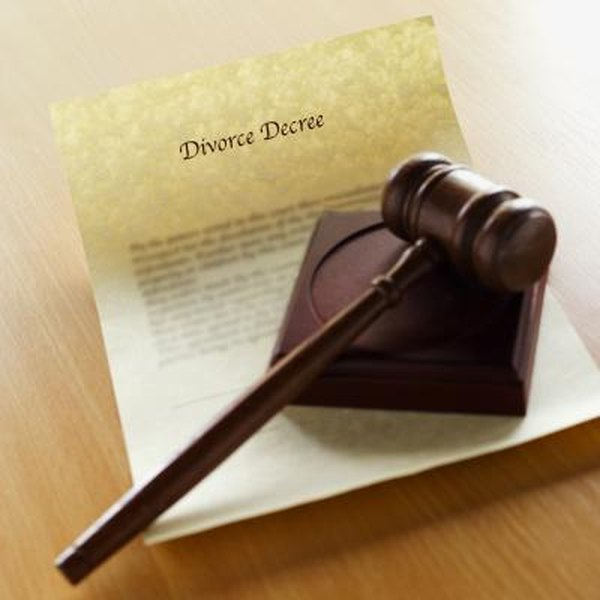 Divorce status is a key factor in determining tax liability.