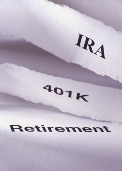 Annuities and IRA CDs can both be used to save for retirement.