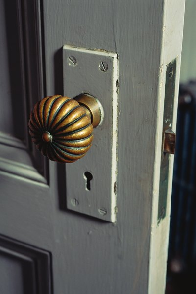 Repairing Vintage Doorknobs | Home Guides | SF Gate
