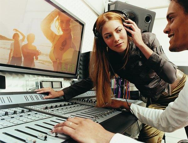 Non-Profit Music Jobs - Woman
