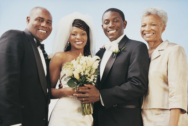 Give the grooms family a few days after the engagement to initiate a ...