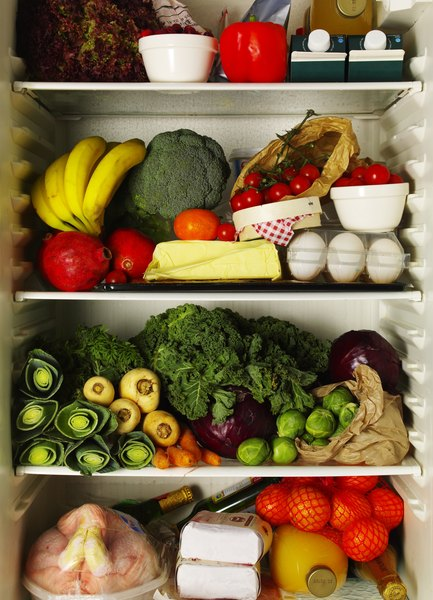 Some healthy foods for your pup can come from your own refrigerator.