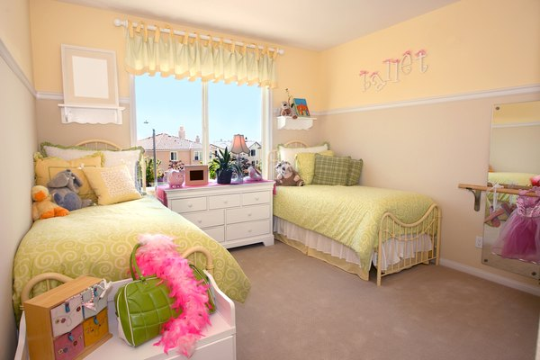 Rainbow of Colors. Bold   Girly Bedroom Colors   Home Guides   SF Gate