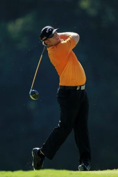 Professional players such as J.B. Holmes, who led the PGA Tour in driving distance in 2011, can hit the ball farther than recreational golfers in part because of their increased flexibility and faster swing speeds.
