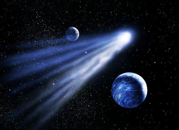 The Orbital Period Of Hale Bopp Around The Sun Education