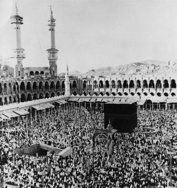 the spread of islam in arabia essay At first, mohammad tried to spread islam by peaceful means the islamic supremacists of saudi arabia are pouring money into building mosques all over the free world this essay, what makes islam so successful.