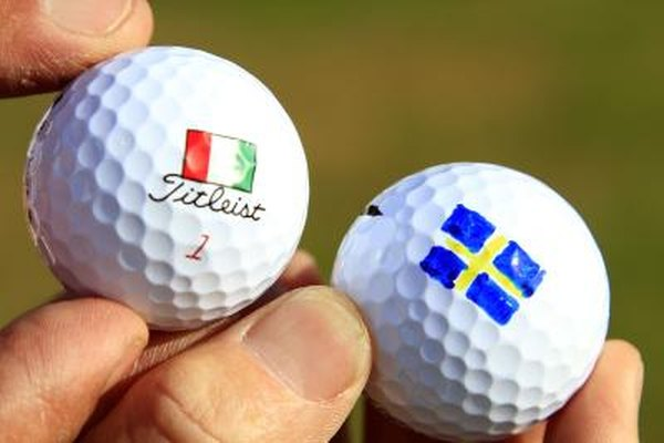 Touring pros demand high-performance golf balls.