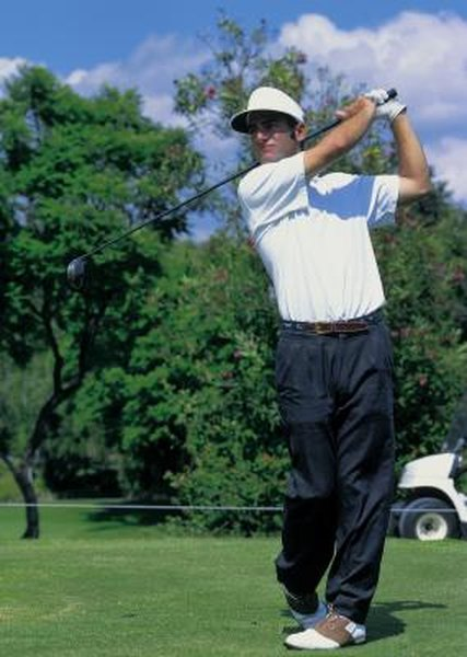 The Proper Wrist Action for a Golf Swing