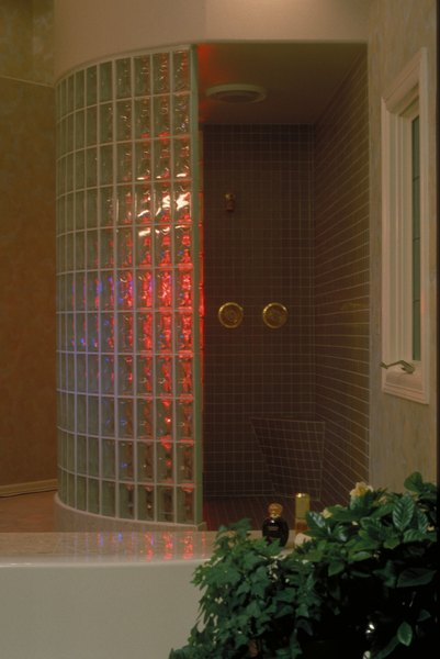A Well Designed Doorless Shower Looks Seamless.