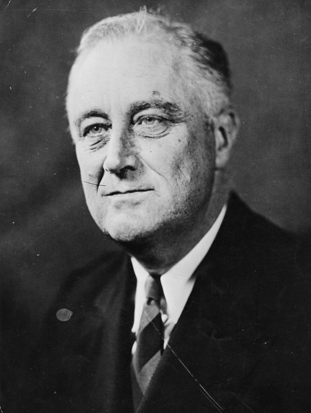 Franklin D. Roosevelt: Creative Leadership in a Lifetime of Public Service