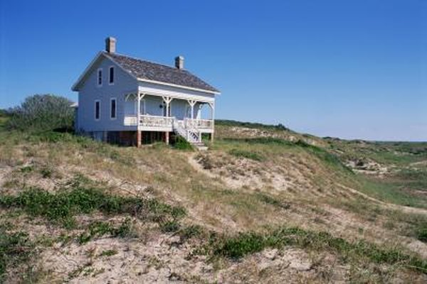 Second mortgages can be used for vacation homes.