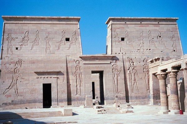 Image Gallery of Ancient Egyptian Houses Rich And Poor