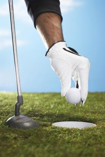 Golf gloves are an important part of any golfer's game.