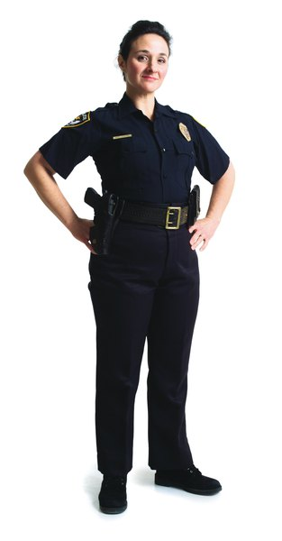 reasons to become a cop
