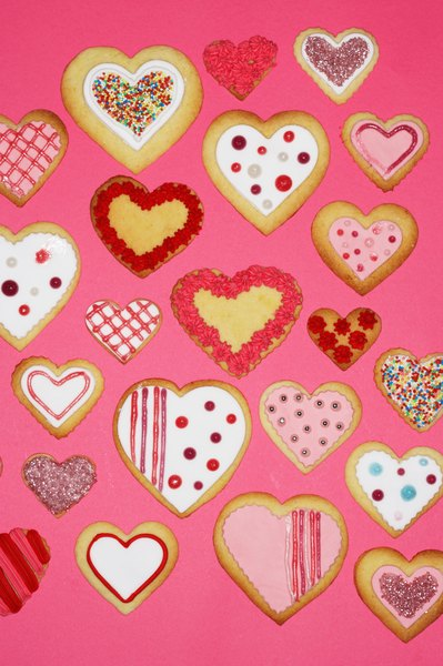 Romantic Gifts With Cookies