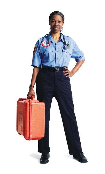 Houston paramedic