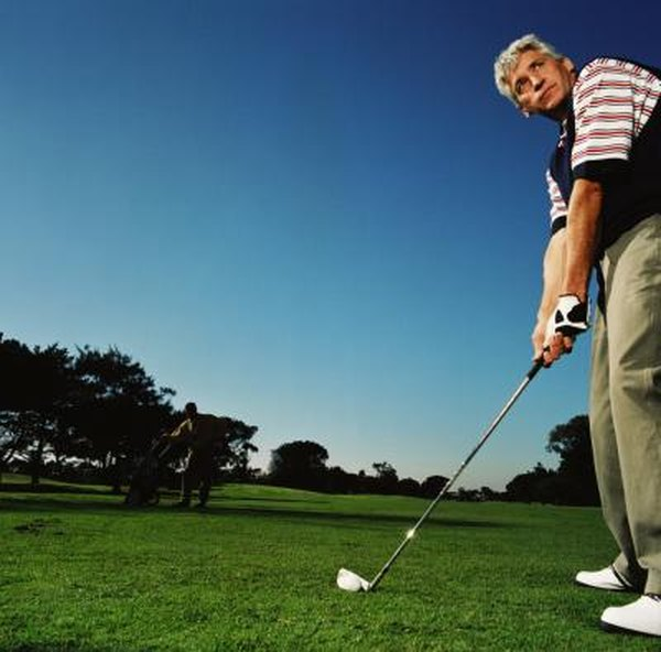 Senior golfers can continue to learn and improve their games.