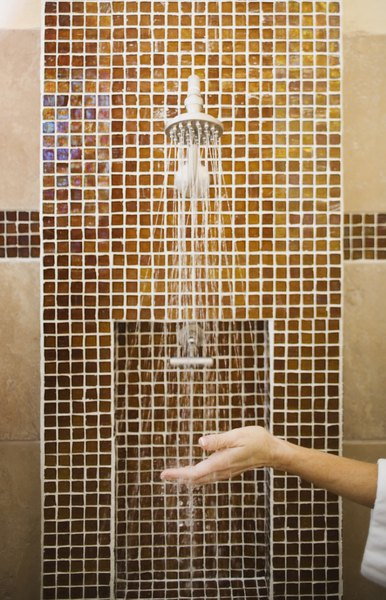Examples Of Mosaic Tile Ideas For A Bathroom Home Guides