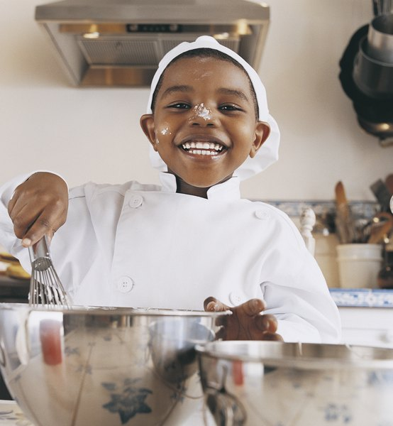 Chef Messy: Chemical Reaction Lessons For Kindergarten