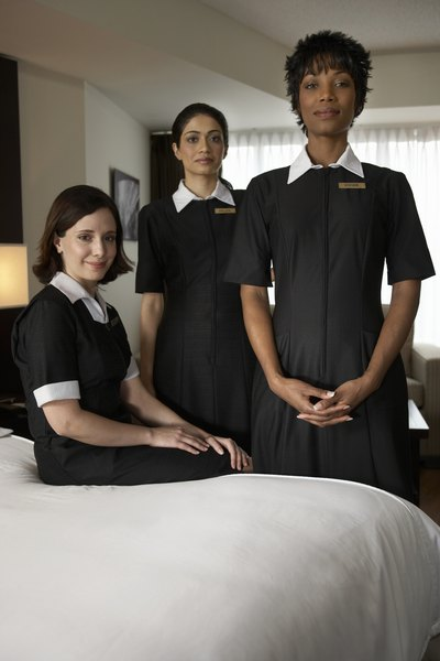 resume  amp  job description for maids or housekeeping   w resume  amp  job description for maids or housekeeping  by aurelio locsin  demand media  many hotel maids work in teams to clean rooms more quickly