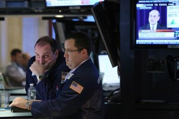Floor traders on the NYSE are vitally interested in Federal Reserve announcements.