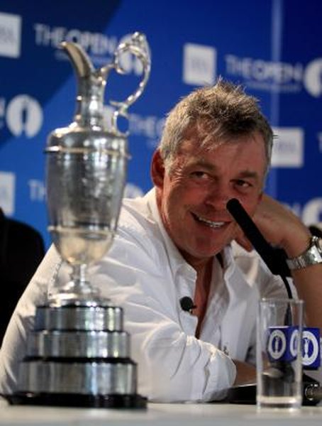 Darren Clarke used a low draw frequently on his way to winning the 2011 Open Championship.