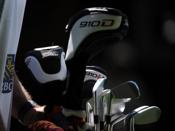 TaylorMade, Titleist, Nike, Ping and Callaway are among the most popular drivers for professional golfers.