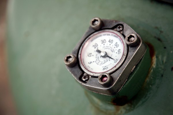 What Happens When the Pressure & Temperature of a Fixed Sample of ...