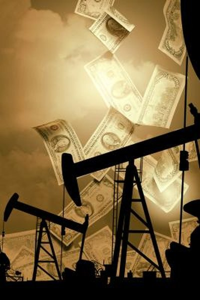 Oil futures trading strategy