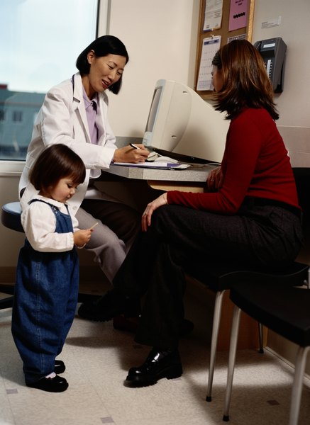 What role does education play in a pediatrician career choice?