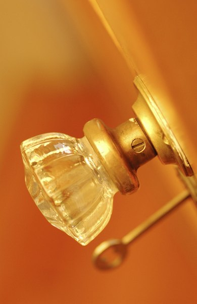 Repairing Vintage Doorknobs | Home Guides | SF Gate