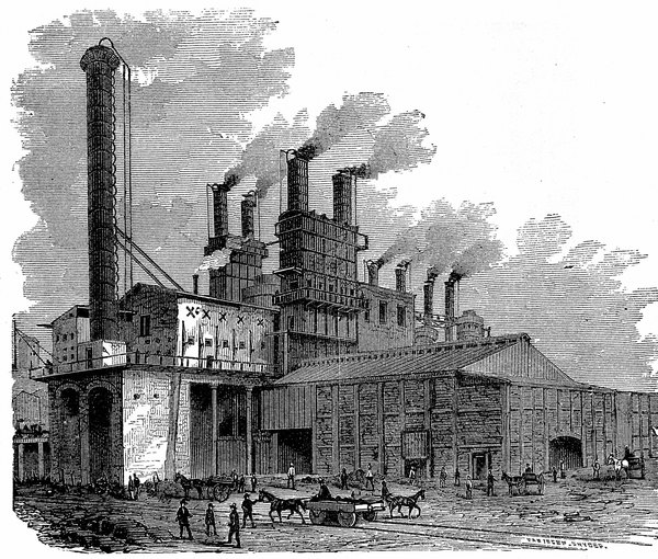 Which country with its Industrial Revolution in the eighteenth century, gave birth to modern economic growth?