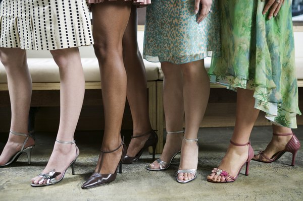 Best Shoes For Receptionist