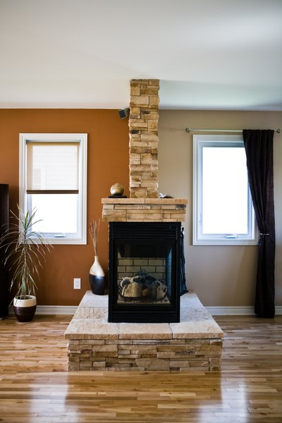 How To Use A Wood Burning Stove In Interior Decorating