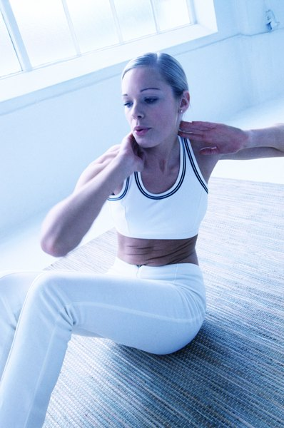 Adverse Effects of Strenuous Stomach Exercises