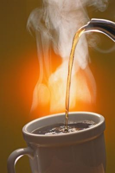 does drinking coffee before bed increase metabolism