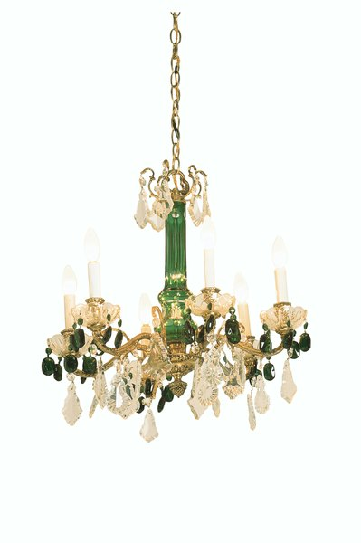 How To Identify Old Crystal Chandeliers Home Guides Sf