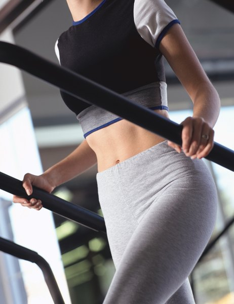 Hit The Stairmaster For Glutes Of Steel