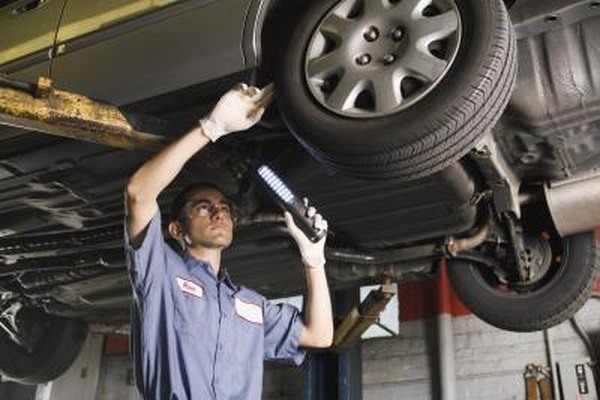 Car inspection fees aren't deductible unless you use the car for business.