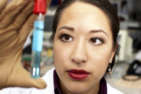 Histology Technician Job Description - Woman
