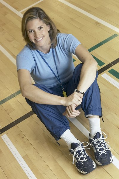 What Are the Duties of a Physical Education Teacher? - Woman