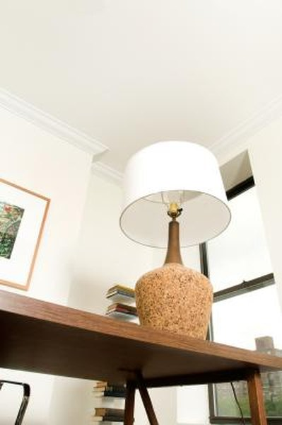 How to fix a table lamp that flickers home guides sf gate